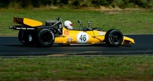 Coche de carreras de la fórmula 500 - McLaren M10 Fotos de archivo libres de regalías