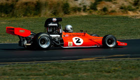 Coche de carreras de la fórmula 500 - McRae GM1 Fotos de archivo