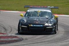COCHE DE CARRERAS de la taza GT3 de Porsche 911 Foto de archivo libre de regalías