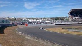 Coche de carreras de Minardi F1 almacen de video