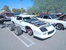 Coche de carreras de Pontiac foto de archivo