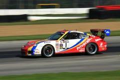 Coche de carreras de Porsche 991 Foto de archivo