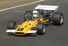 Coche de carreras de Surtee del Fórmula 1 Imágenes de archivo libres de regalías
