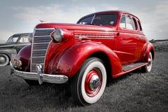 Coche de Chevrolet del vintage Imágenes de archivo libres de regalías