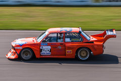 Coche de competición de BMW 320i Fotos de archivo libres de regalías