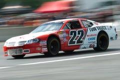 Coche de competición de NASCAR fotos de archivo libres de regalías