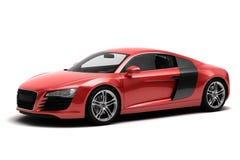 Coche de deportes de Audi R8 ilustración del vector
