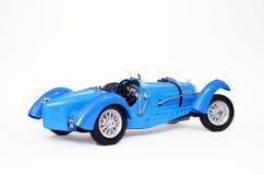 Coche de deportes clásico de Bugatti fotos de archivo libres de regalías