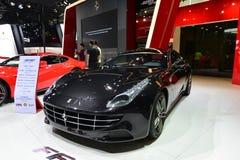 Coche de deportes de Ferrari FF Imágenes de archivo libres de regalías