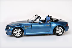 Coche de deportes del automóvil descubierto de BMW M fotografía de archivo