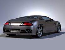Coche de deportes del coupé de GT 5 Fotos de archivo
