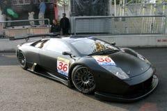 Coche de deportes, Lamborghini Murcielago GT Foto de archivo libre de regalías