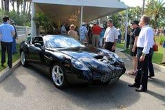 Coche de deportes moderno muy raro de Ferrari fotos de archivo