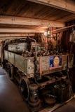 Coche de ferrocarril del vintage, Goteborg, Suecia fotografía de archivo