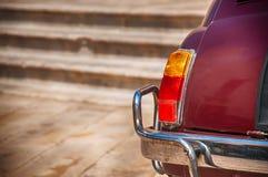 Coche de Fiat 500 Italia Imagenes de archivo