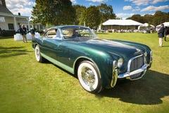 Coche de la demostración de Chrysler Fotografía de archivo