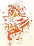 Coche de la estrella Foto de archivo libre de regalías