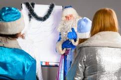 Coche de la Navidad Fotos de archivo libres de regalías