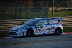 """Coche de la reunión del mundo del n C4 WRC de Citroà """"en Monza Imágenes de archivo libres de regalías"""
