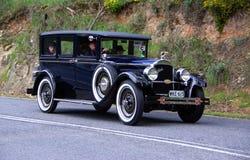 Coche de la vendimia de Packard Fotos de archivo