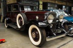 Coche de lujo Cadillac V-16 Landaulet Fotos de archivo