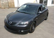 Coche de Mazda Fotos de archivo libres de regalías