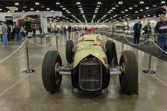 Coche de Miller Ford 2-Man Indy Fotografía de archivo libre de regalías