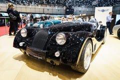 Coche de Morgan Design, salón del automóvil Ginebra 2015 Foto de archivo