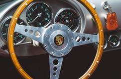 Coche de Porsche 911 del vintage Imagen de archivo libre de regalías