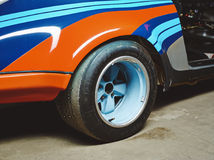 Coche de Porsche 911 del vintage Fotografía de archivo libre de regalías