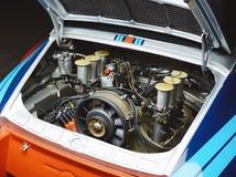 Coche de Porsche 911 del vintage Imagenes de archivo