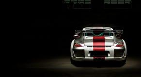 Coche de Porsche 911 del vintage Foto de archivo