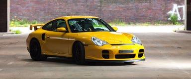Coche de Porsche 911 del vintage Foto de archivo libre de regalías