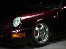 Coche de Porsche 911 del vintage Imágenes de archivo libres de regalías