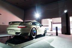 Coche de Porsche 911 para la venta Imagen de archivo libre de regalías