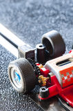Coche de ranura profesional Imagen de archivo libre de regalías