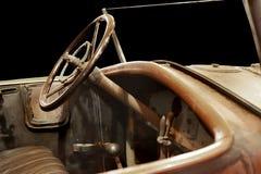 Coche 1920 de Renault del vintage Fotografía de archivo