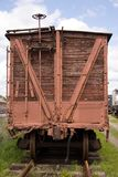 Coche de tren Fotos de archivo libres de regalías