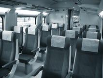 Coche de tren Foto de archivo libre de regalías