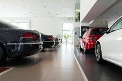 Coche de Volkswagen para la venta Imagenes de archivo