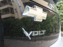 Coche de voltio de Chevrolet fotografía de archivo libre de regalías