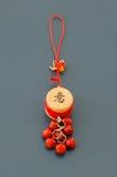 Coche/decoración pendiente casera Foto de archivo libre de regalías