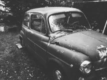 Coche del asiento de las reglas 600 del vintage fotografía de archivo libre de regalías