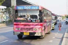 Coche del autobús Fotografía de archivo libre de regalías