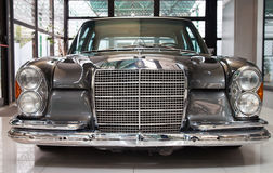 Coche del Benz de Mercedes Imagen de archivo libre de regalías