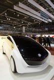 Coche del concepto de EDAG - demostración de motor de Ginebra 2011 Imagen de archivo