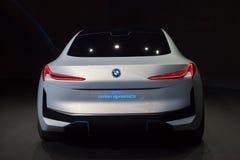 Coche del concepto de la dinámica de BMW i Vision imagenes de archivo