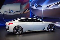 Coche del concepto de la dinámica de BMW i Vision imagen de archivo libre de regalías