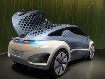 Coche del concepto de Renault Zoe Fotos de archivo