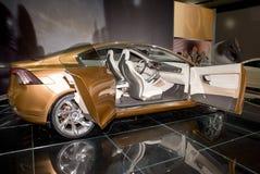 Coche del concepto de Volvo S60 foto de archivo libre de regalías